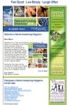 e-newsletter sample